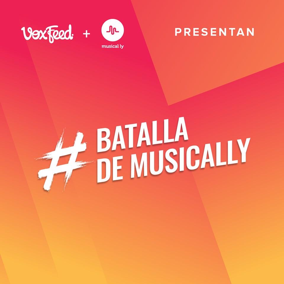 Conoce a los ganadores de la #BatallaDeMusically