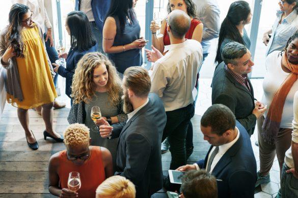 evento con influencers