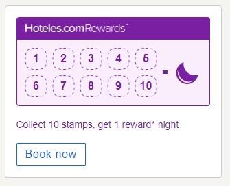 hoteles recompensas