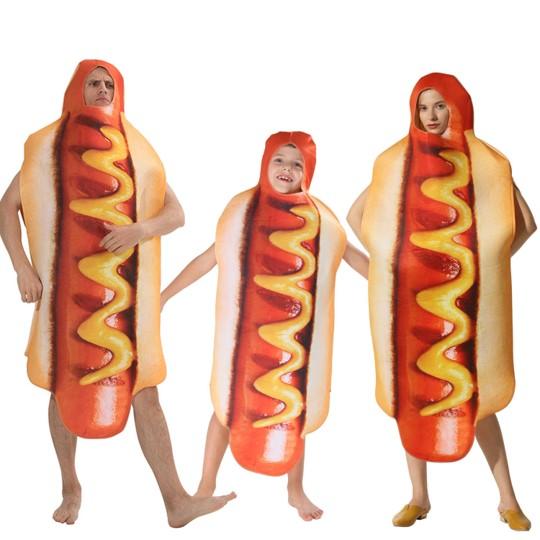 sausage costume